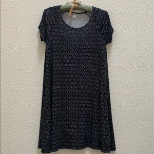 Old Navy Casual Trapeze Mini Dress